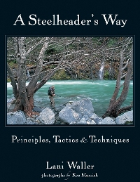 A steelheader's way - cover